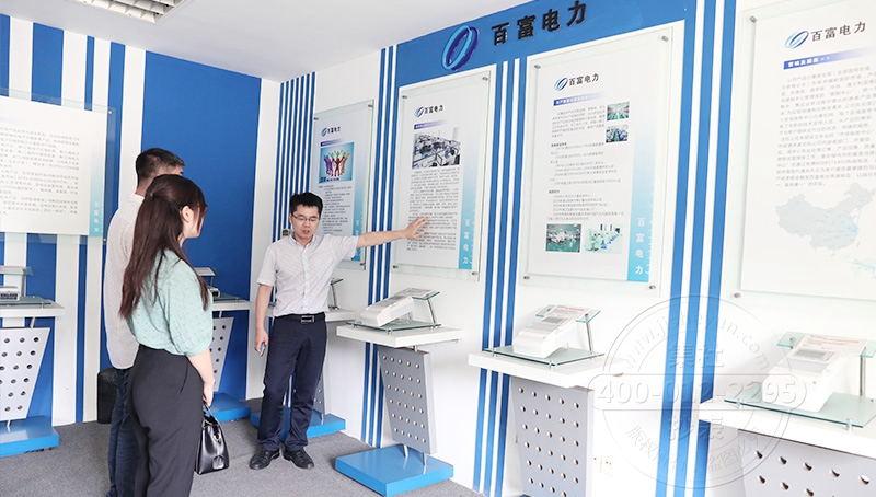 杭州百富电表工厂生产实力实拍