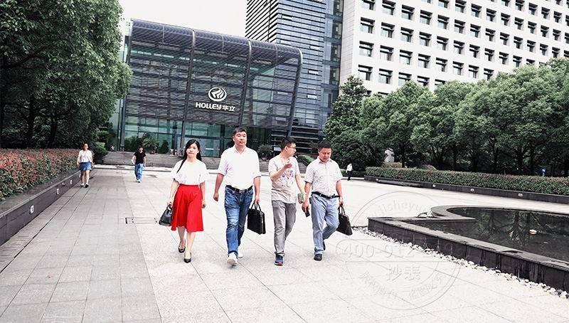 杭州华立电表工厂生产实力实拍