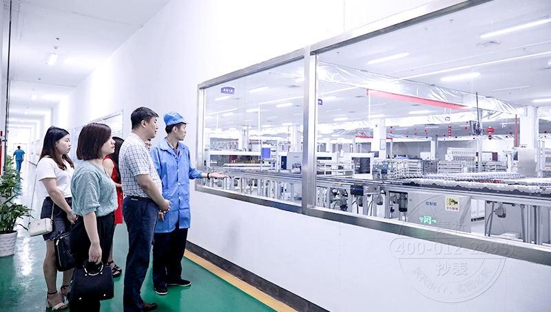 宁波三星电表工厂生产实力实拍