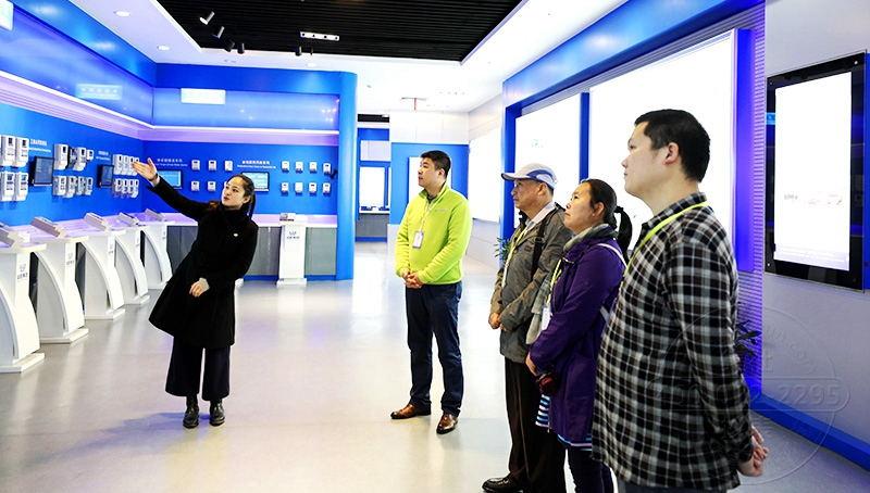 长沙威胜电表工厂生产实力实拍