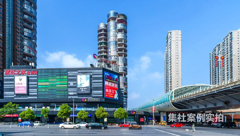 长沙无线抄表系统-湘江世纪城应用案例