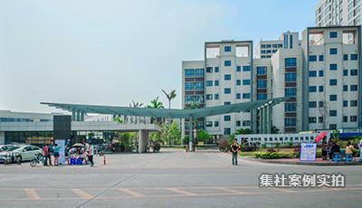 东莞长城开发科技有限公司工厂远传智能水表客户案例