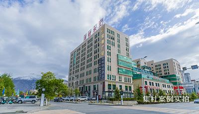 西藏宏御广场商场预付费水电抄表管理系统应用案例